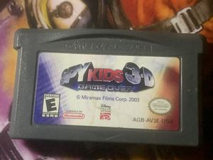 SPY KIDS 3-D: Game Over for Sale in Pleasanton, CA