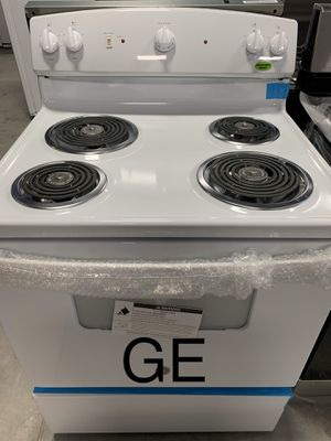 BRAND NEW GE ELECTRIC COIL RANGE OVEN for Sale in Houston, TX