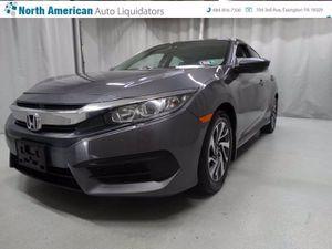 2016 Honda Civic Sedan for Sale in Essington, PA
