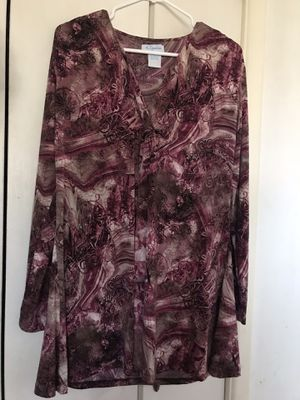 Ladies Tunic Size Lx $10 for Sale in Thornton, CO