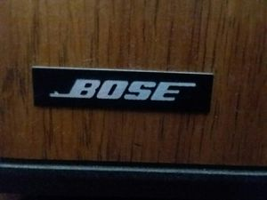Vintage Bose 4.2 speakers 125watts a piece small blemishes other than that sound great for Sale in Columbiaville, MI
