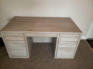 Solid desk for Sale in Clovis, CA