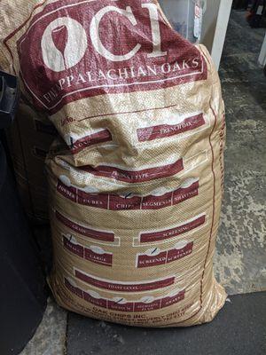 Oak chips for Sale in Graham, WA