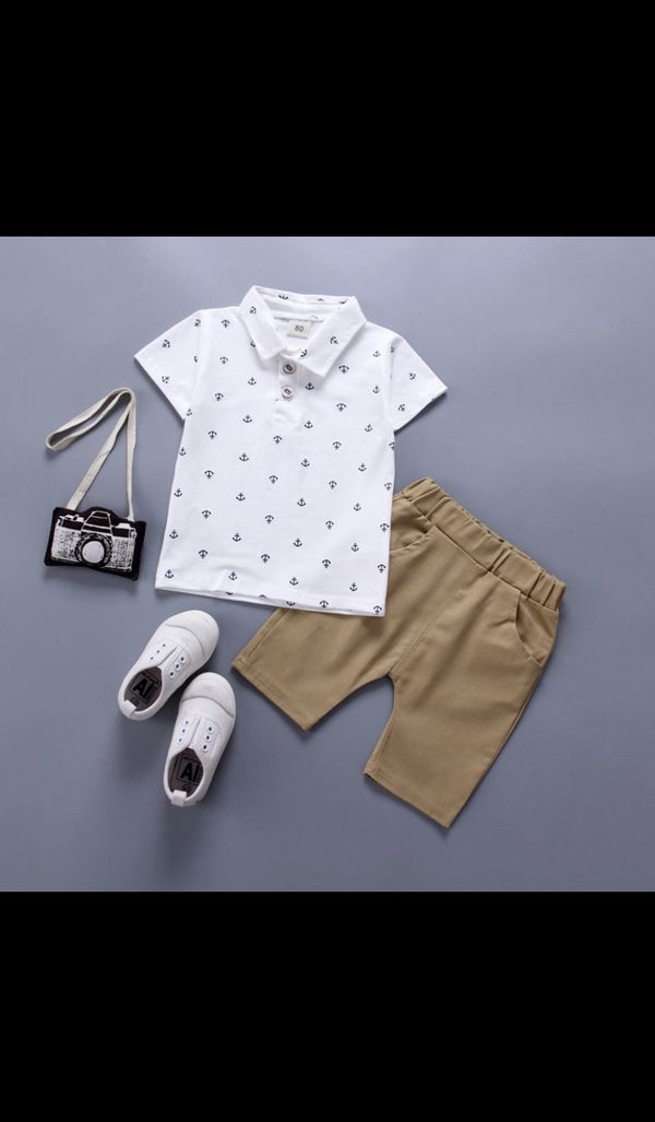 Brand new kids summer clothing sets