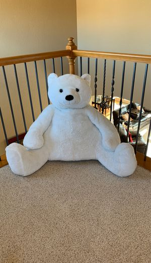 Giant plush stuffed bear for Sale in Arvada, CO
