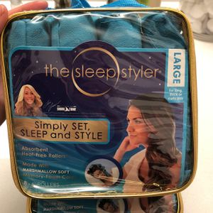 2 Packs Of Sleep Stylers Large Curl for Sale in Vancouver, WA