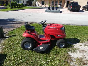Troy bilt lawn tractor mower for Sale in Hillsboro Beach, FL