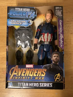 Avengers Captain America Action Figure for Sale in Vancouver, WA