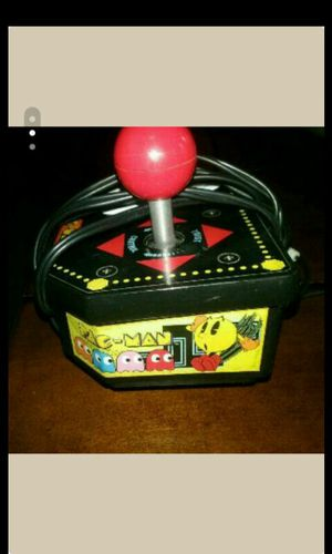 Namco Pac-man Plug & Play 12-in-1 Tv Arcade Games for Sale in Riverside, CA