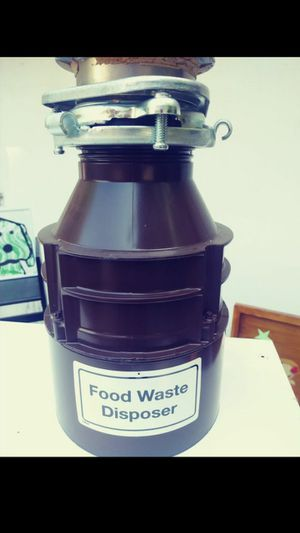 Garbage disposal 1/3 HP for Sale in Dallas, TX