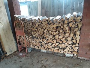 2 month cut old oak and hickey wood for Sale in NC, US
