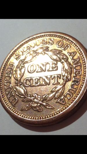 NICEST I've Ever Seen- 1848 Proof-Like Large Cent- Full Red Luster- Full Hair- Exceptionally Valuable Coin! for Sale in Washington, DC