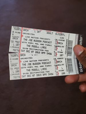 Joe Budden Podcast Tickets for Sale in Baltimore, MD
