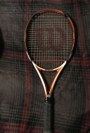 "Wilson K factor K tour 25 16x19"" tennis racquet for Sale in Manassas Park, VA"