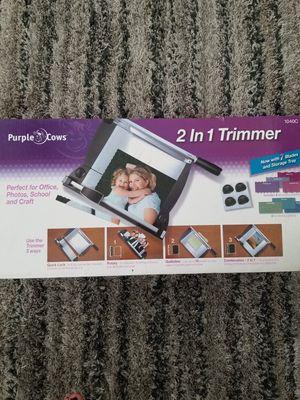 """BRAND NEW"" 2 in 1 trimmer for Sale in Visalia, CA"