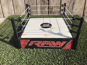 WWE MONDAY NIGHT RAW WWF for Sale in Santa Maria, CA