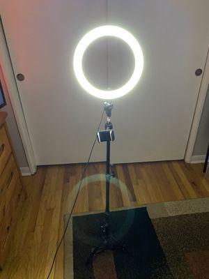 """LED vanity light ring 9"""" for Sale in Skokie, IL"""