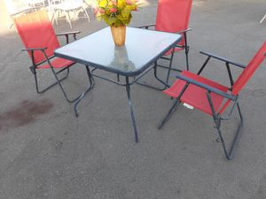 Patio table for Sale in Fresno, CA