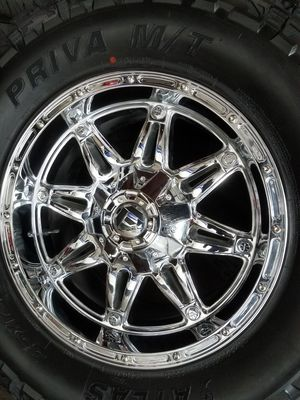 """18"""" Rims and 35"""" Tires for Sale in Orange, CA"""