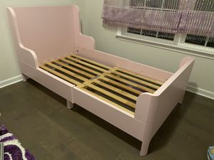 IKEA REVERSIBLE TWIN BED WITH DRESSER for Sale in Cumming, GA