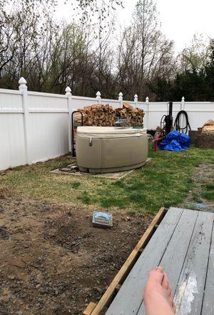 Hot tub free for Sale in Cinnaminson, NJ
