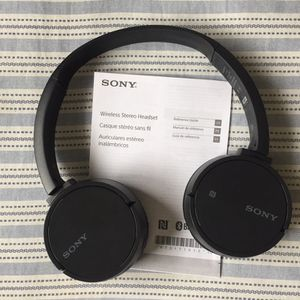 Sony Wireless Bluetooth Headphones for Sale in San Diego, CA