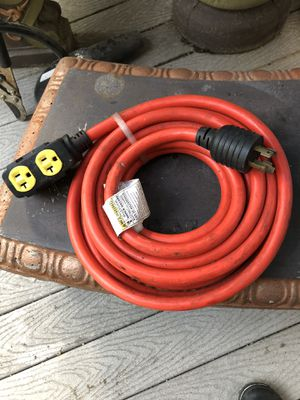 Generator Cord for Sale in Wendell, NC