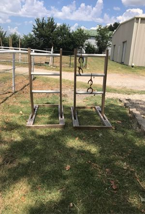 Horseshoe ladder golf for Sale in Lavon, TX