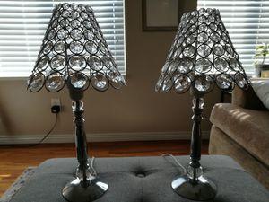 2 Lamps for Sale in South Jordan, UT
