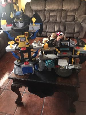 BATMAN TOY IN GOOD CONDITION for Sale in Fontana, CA