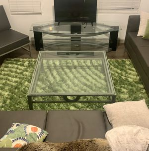 Glass Coffee Table for Sale in Tempe, AZ