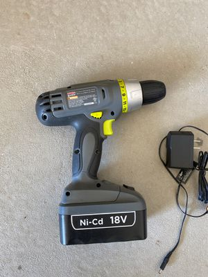 Craftsman Evolve drill for Sale in Springfield, MA