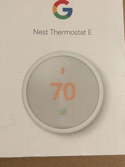 Google Nest Thermostat E for Sale in Seattle,  WA