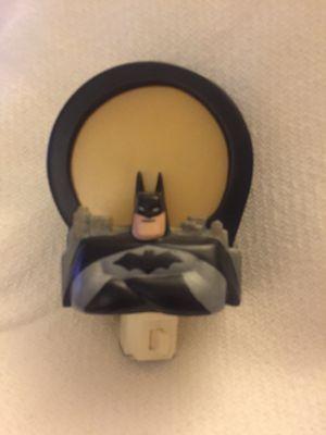 Batman night lite for Sale in Fontana, CA