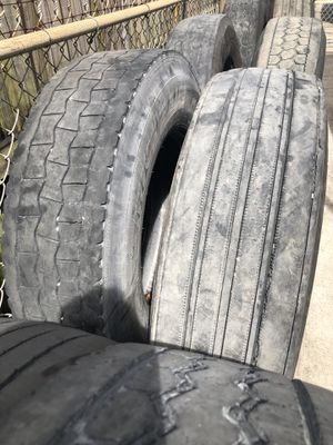 Gomas de uso para trailer / used trailer Tire for Sale in Hialeah, FL