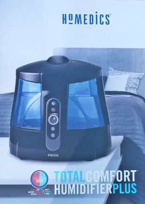 TotalComfort Warm & Cool Mist Ultrasonic Humidifier for Sale in Shelton, WA