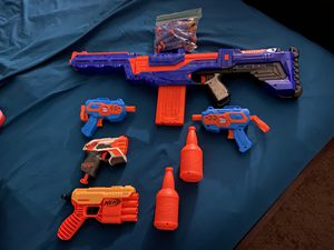 Nerf Guns & Items for Sale in Ontario, CA