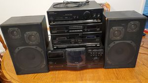 200 cd disc changer and receiver for Sale in San Diego, CA