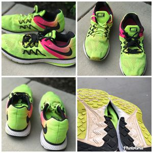 Nike Men Zoom Winflo 3 Running Shoes 10.5 for Sale in Ontario, CA