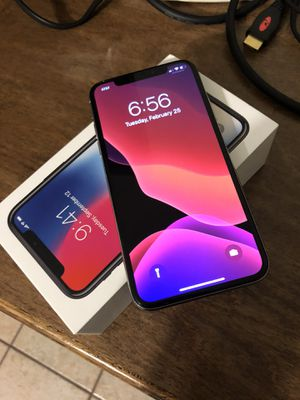 iPhone X AT&T for Sale in Bakersfield, CA