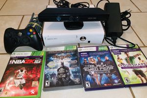 Xbox 360 and Kinect bundle for Sale in Lawton, OK