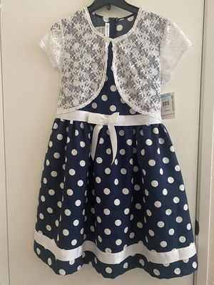 NEW DRESS!! Size 20 1/2 (kids) for Sale in Heber, CA