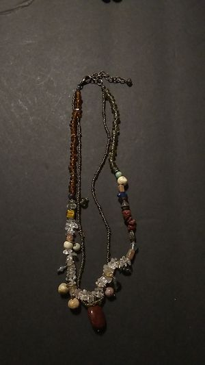 Beautiful beaded and Stone necklace for Sale in Port Richey, FL
