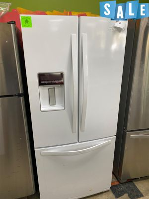 😍😍Refrigerator Fridge Whirlpool Bottom Freezer French Door 3-Door #1394😍😍 for Sale in Kissimmee, FL