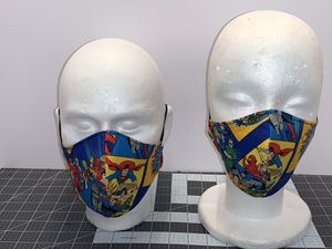 DC Justice League - Reversible & Reusable Mask for Sale in Columbus, OH