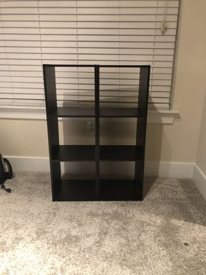 2 cube organizer shelves for Sale in Arlington, VA