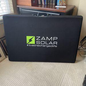 Zamp 230-Watt Portable Solar Kit w/15ft Extension Cable for Sale in Kirkland, WA
