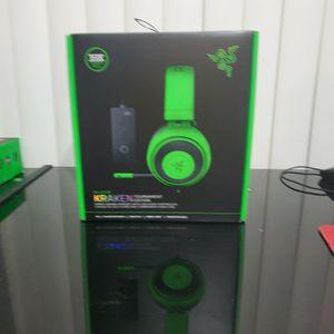 Razer Kraken Gaming Headset for Sale in Phoenix, AZ