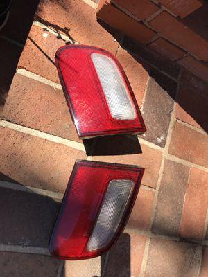 Rear inner Tail lights for 92-95 Honda Civic Hatchback EG/ DX for Sale in Aspen Hill, MD