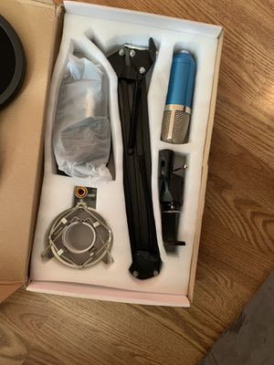 Professional microphone for Sale in Washington, DC